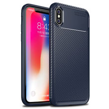 For iPhone X Case Cover, Shockproof Phone Case