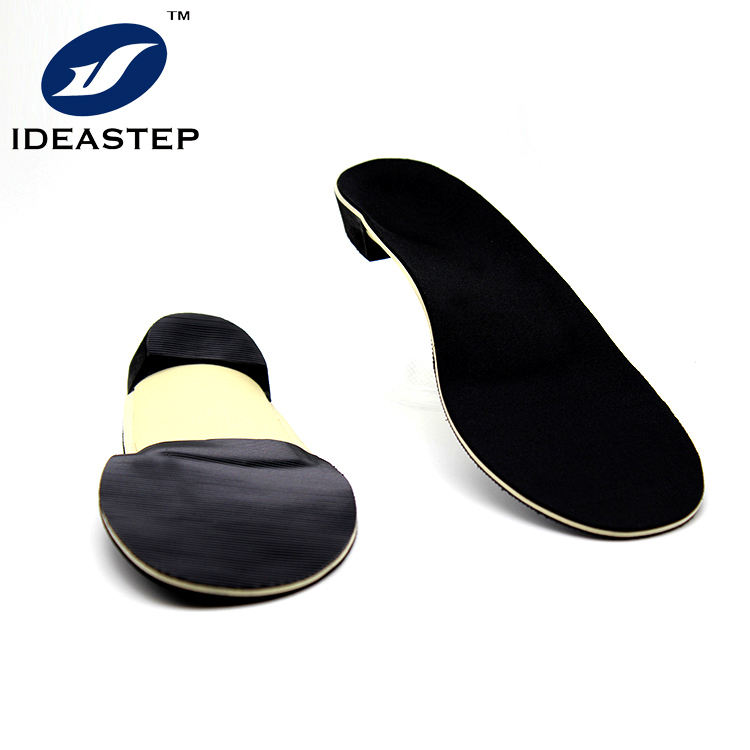 Ideastep semirigidus pre-fabricated polypropylene orthotic arch support sport insole therapeutic insole orthotic manufacturer