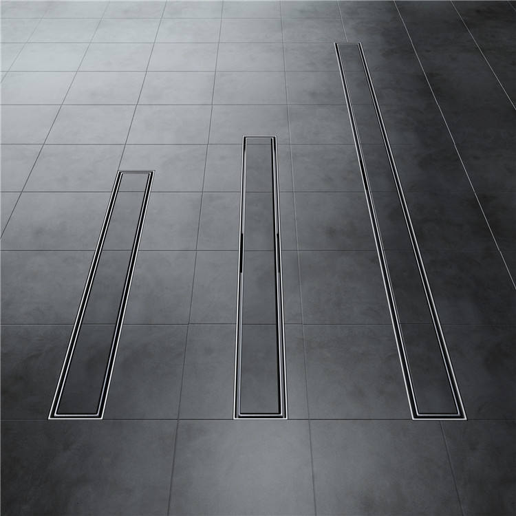 bathroom linear floor drains for shower tray shower base