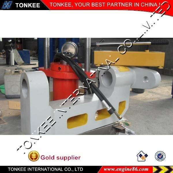 100 Ton 150 ton 200 ton toxoplasm Track pin press, Portable Track pin press, Hand and electric power hydraulic Track pin press