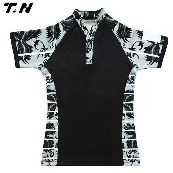 Design your own sublimated rugby t shirt wholesale