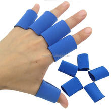 Colorful elastic sports finger protector neoprene finger support protect