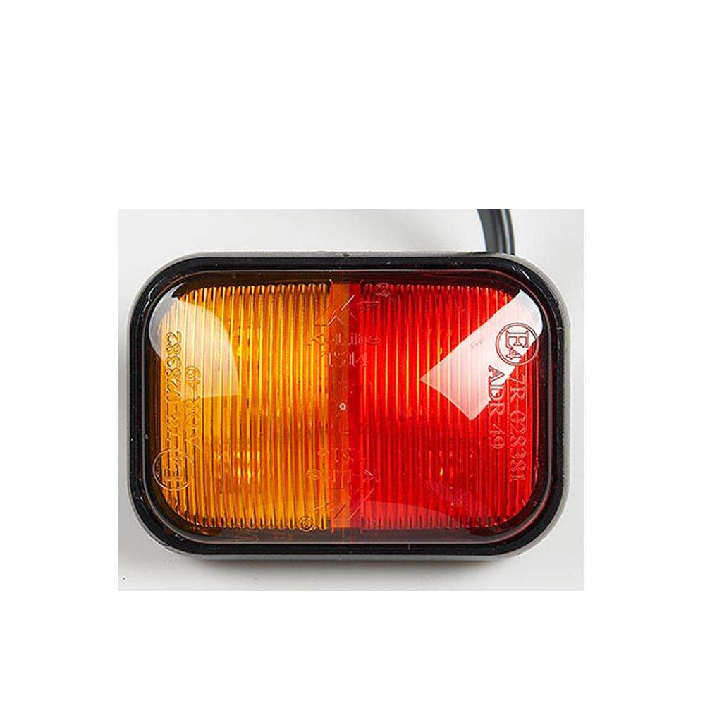 Truck led side marker clearance lamp for truck trailer LT514