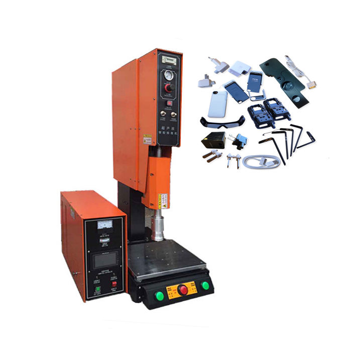 Price manual ultrasonic plastic welding machine spot welding for plastic bottle cap