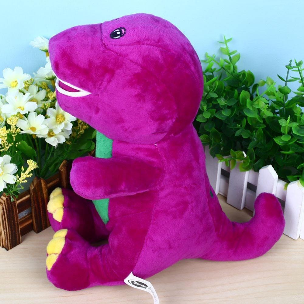 Singing Friends Dinosaur Barney 12