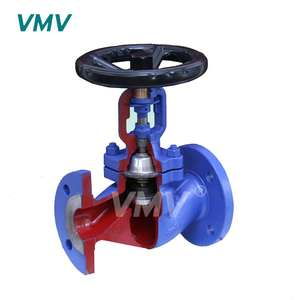 CF3 High Pressure ANSI Bellow Sealed globe valve price
