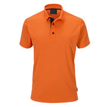 Factory direct sale New design custom blank casual shirt mens 100% cotton polo t shirt