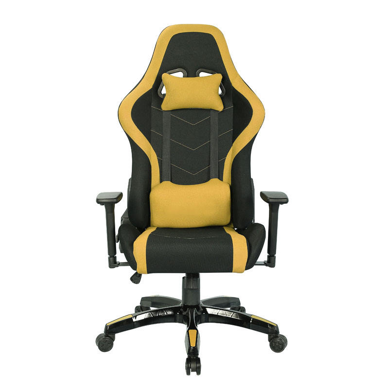 2020 New high tech rocking fabric backrest speeding racing gamer chair with custom colors