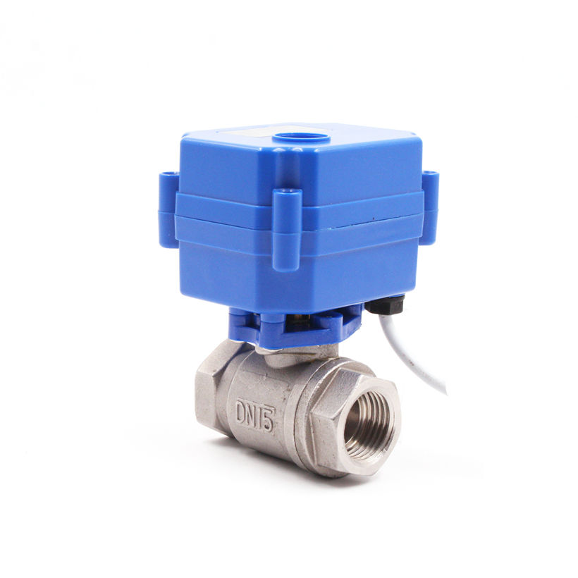 2018 Digital Tianjin TechMini Solenoid Dc 6v Motorized Valve