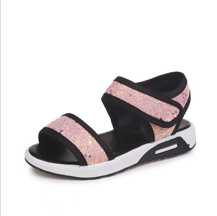 sh10621a 2018 Kinds summer sandals high quality sandals for child and baby girl