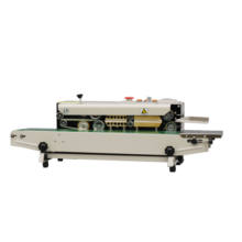 FRB-770I HUALIAN best sell market welcome customer love Hot Horizontal Continuous Band Sealer band sealing machine