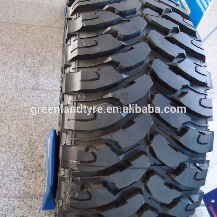 Chinese mud tires SUV 4*4 off road car tire in high quality with popular pattern yatone tire price