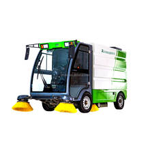 Commercial Industry New Vacuum Road Vaccum Motor Sweeper Cleaning Sweep