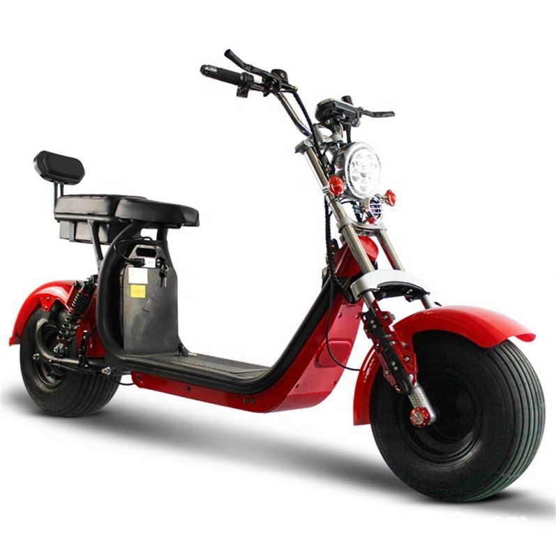 YIDE New Model X1 Handicapped Scooter With Big Headlight Electric Scooter Eec