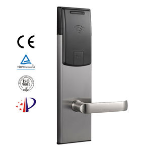 Guangdong forniture alberghiere doorlocks europeo da infilare serrature per hotel