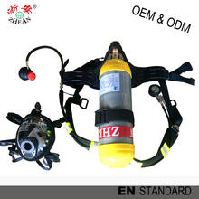 6.8L Self contained open circuit compressed air breathing apparatus