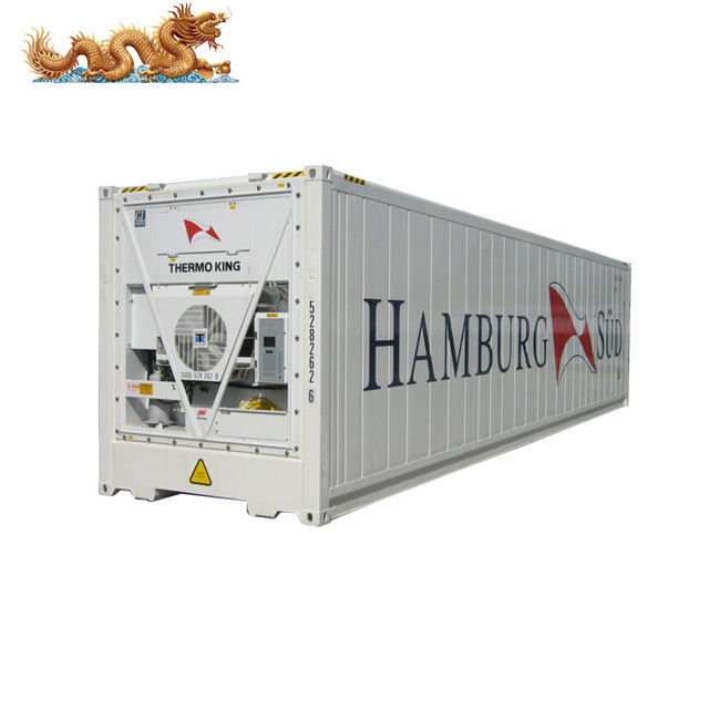 US Thermo King Refrigerated Freezer 40 feet Reefer Container for Sale