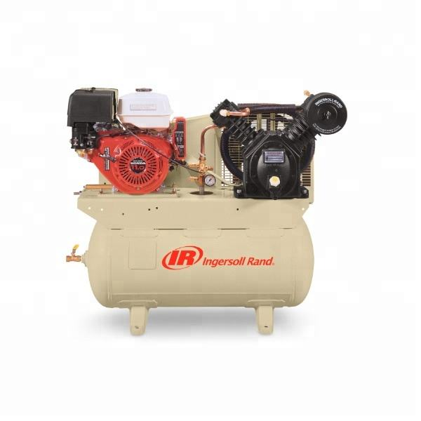 Ingersoll Rand 2475X13GH 2475F13GH 2475F14G Gas Driven piston Air Compressor up to 175 psi 13hp 14hp