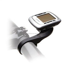 Nylon Bike Handlebar Rail Mount Bicycle Stopwatch Holder