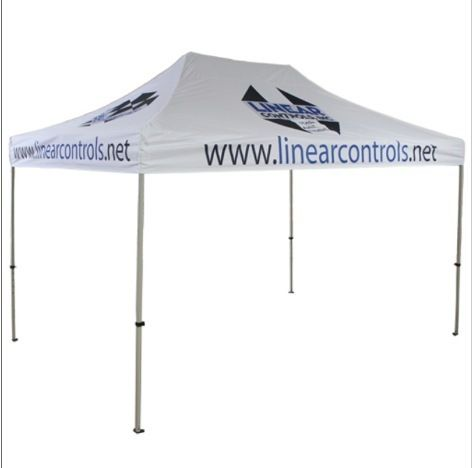 Big Roof Top Tent For Car Parking With Aluminum Pole