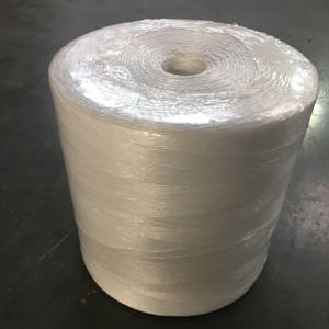 colorful uv treated pp raffia twisted baler twine tomato twine with high strength and good quality