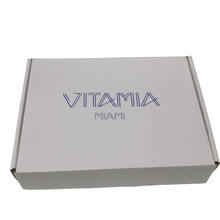 High End Apparel Packing Custom Printed Shipping Box