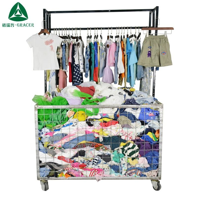 Used Children Clothing Bales from USA Second Hand Kids Clothing