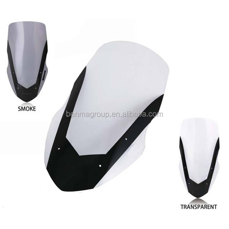 Good quality nmax 155 windshield motorcycle
