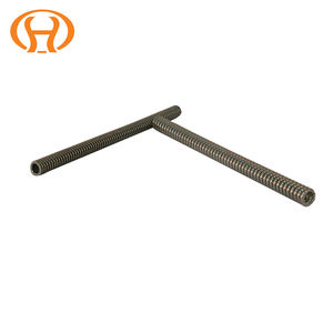 Tension Shape Memory Alloy Spring