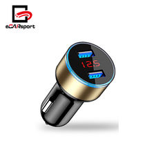 Factory Wholesale Car Usb Mobile Phone Charger