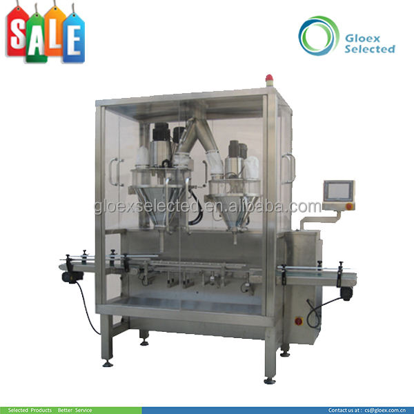 Automatic Industrial Canning Equipment