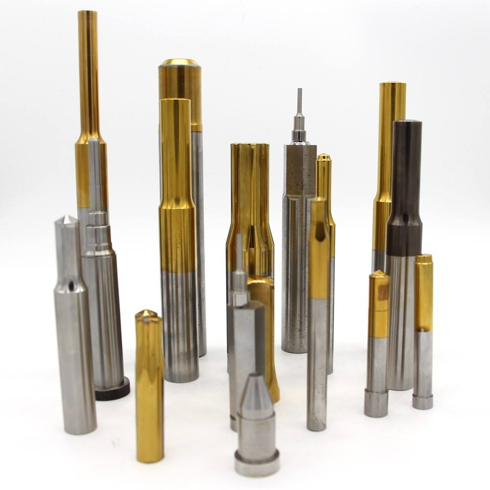 OEM Precision Stamping Mould Parts HSS Punch Pins Tensile impact bar