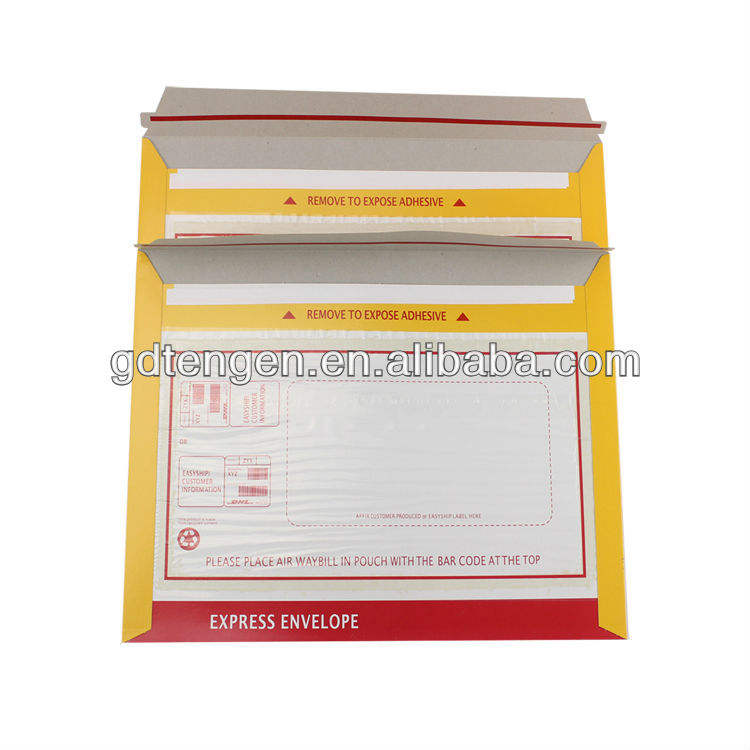 DHL express document envelopes