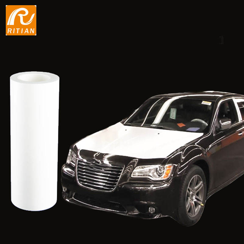 Car Wrapping Paint Protection film, Anti-UV Temporary protection tape for freshly painted surfaces on cars during transport