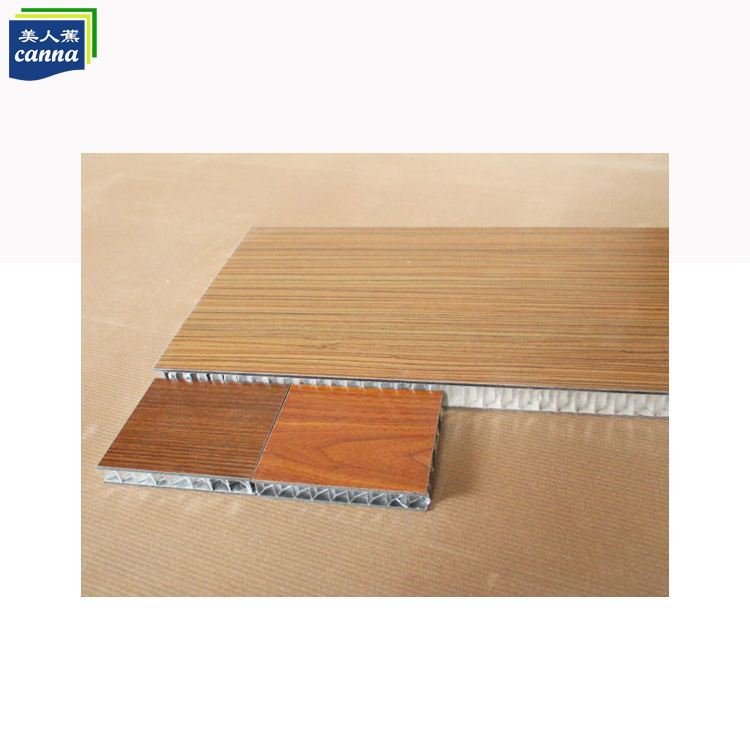 Aluminium composite panels waben 36mm