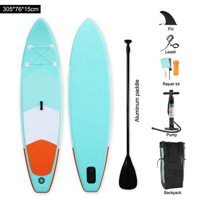 New Design Wholesale Inflatable Paddle Sup Board Custom Inflatable Paddle Surf Board