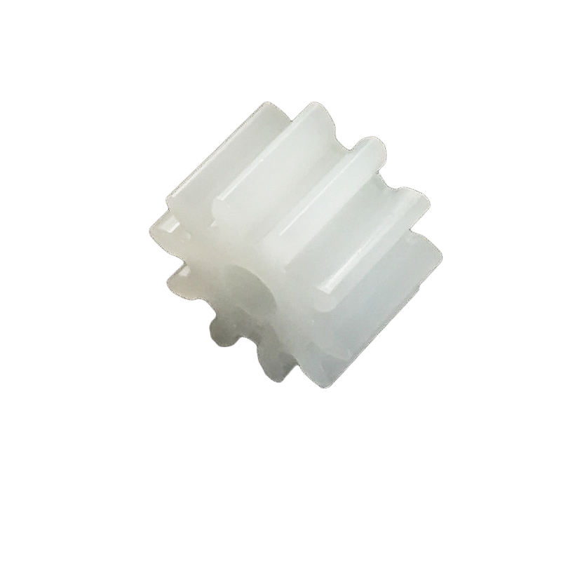 China gear manufacturer high precision custom plastic spur gear wheel for gear motor box