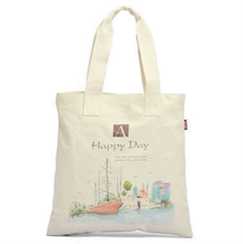 cotton canvas tote bags promotion