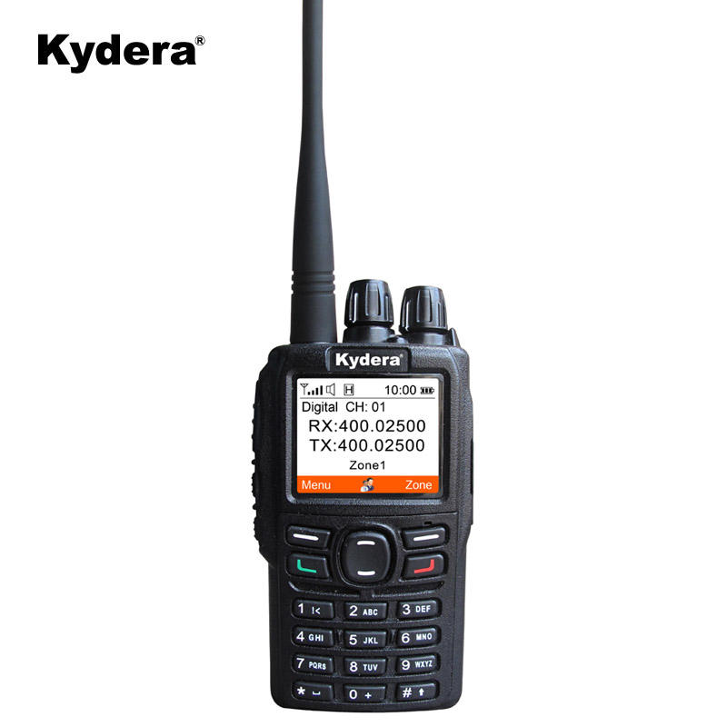 Kydera New products walkie talkie long range 5 watts 2 way radio with CE FCC ROHS Certificated 66-88mhz