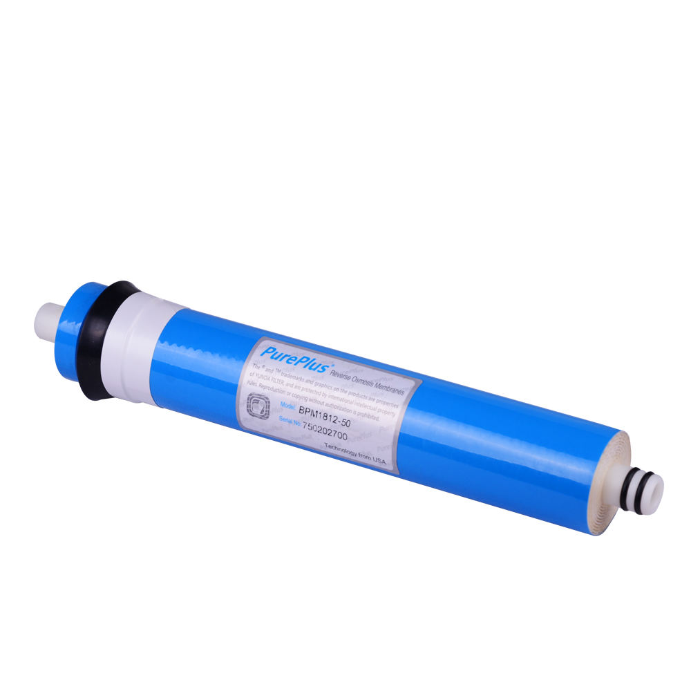 hot sale ro purifier 0.0001 micron water filter reverse osmosis membrane