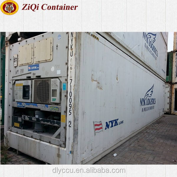 40 ft used reefer container for sale