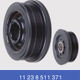 11238511371 Crankshaft Pulley for all the kinds of AUTO 11237793593