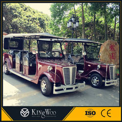 VIP Classic electric sightseeing car 4kw