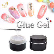 2019 new arrivals UV gel nail polish best choice stick nails accessories super glue gel