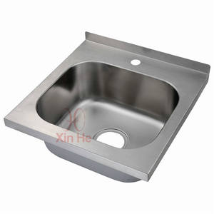 Small Size Stainless Steel Wash Basin