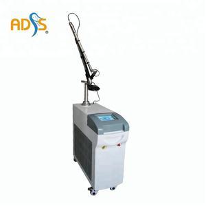 Q-switch nd yag laser tattoo entfernung