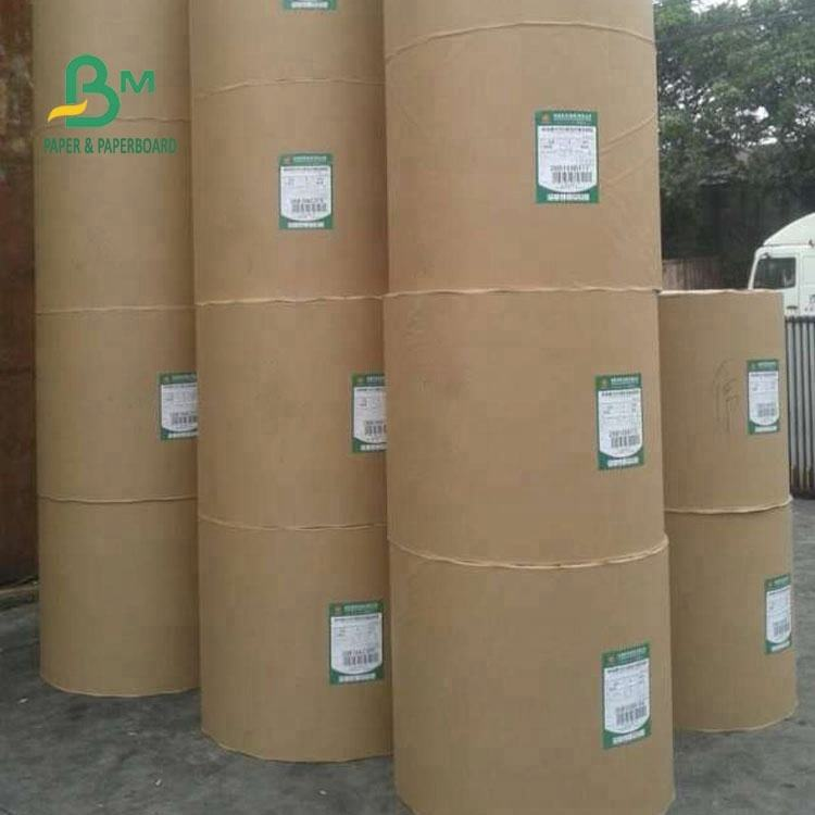 Cheap price 70gsm 80gsm Uncoated Woodfree Offset Printing Paper in Roll