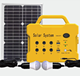 High Efficiency 10W 20W 30W power solar kits lighting system / portable DC solar kits for home