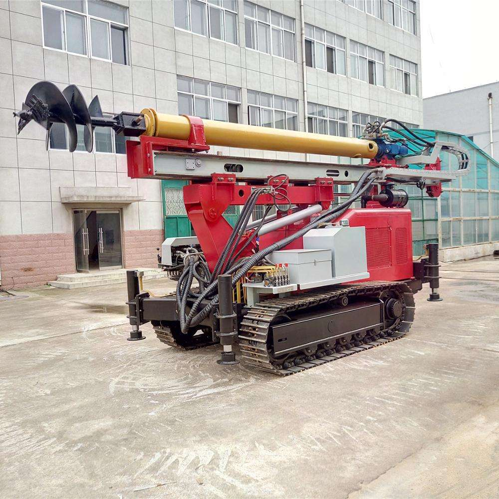 Crawler hydraulic Telescopic Kelly Bar bore pile drilling machine MZ580Y for sale