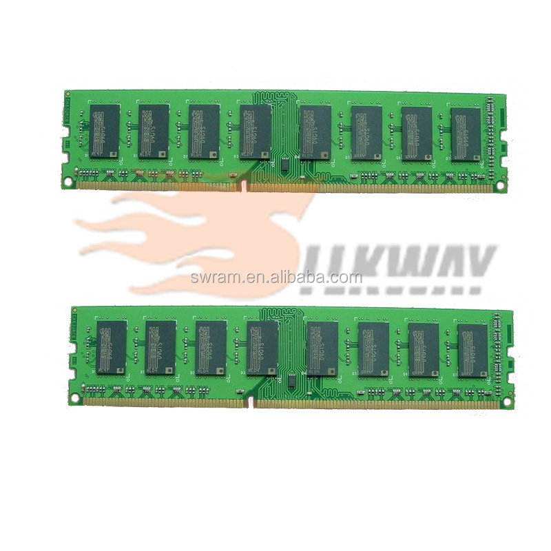 Dual Channel 1GB DDR2 Memori RAM